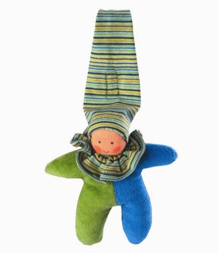 Käthe Kruse 174712 - Kindersitzanhänger Puppe