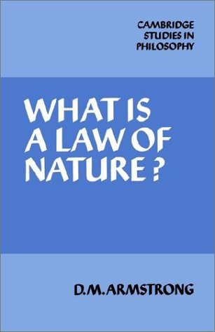 What is a Law of Nature? (Cambridge Studies in Philosophy)