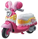 TOMICA DISNEY MOTORS DM-05 TIM TIM SCOOTER MINNIE MOUSE (japan import) [Toy] (japan import)