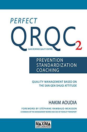 Perfect QRQC 2 (English) Prevention, standardization, coaching