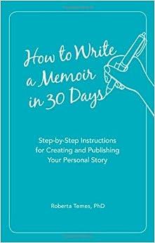 How Do I Write a Memoir?