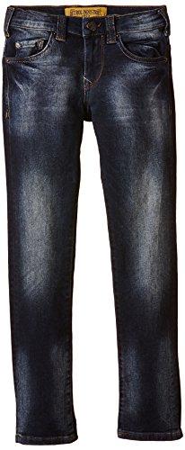PETROL INDUSTRIES - SONNY, Jeans per bambini e ragazzi, nero (dark stone), 8 anni (128 cm)