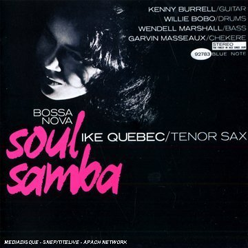 QUEBEC, IKE - BOSSA NOVA SOUL SAMBA (OGV) - 33T