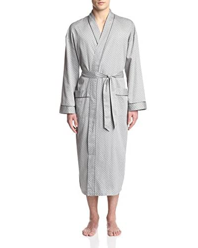 Majestic Men's Daily Mixers Long Sleeve Kimono Robe