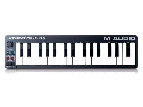 M-Audio Keystation Mini 32 (2014) USB Keyboard MIDI Controller
