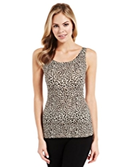 Secret Slimming™ Light Control Animal Print Vest