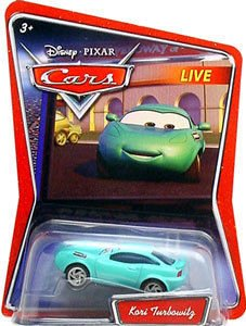 Disney Pixar Cars Kori Diecast Car