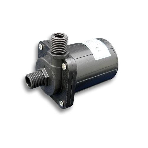 132Gph Threaded Small Dc12V Brushless Submersible Water/ Oil Pump