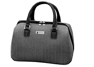 London Fog Luggage Chatham 360 Collection 16-Inch Satchel Tote