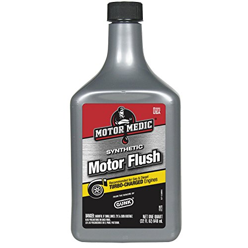 Motor Medic By Gunk Mfd1 Synthetic Motor Flush 32 Oz