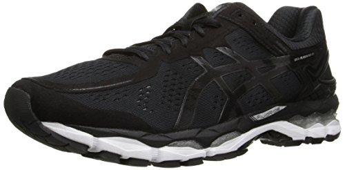 ASICS Men's GEL-Kayano 22 Running Shoe, Black/Onyx/Silver, 16 M US (America Shoes Men compare prices)