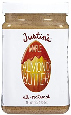 Justin's Nut Butter Maple Almond Butter, 16 oz