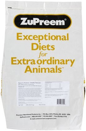 Zupreem 230022 Nature'S Promise Guinea Pig Pellets Food For Pets, 20-Pound