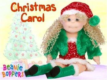 TY Beanie Bopper - CHRISTMAS CAROL