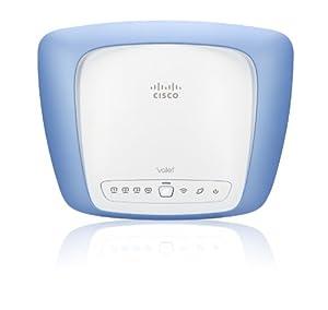 Cisco-Valet Wireless Router
