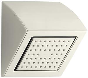 KOHLER K-8022-SN WaterTile 54-Nozzle Showerhead, Vibrant Polished Nickel