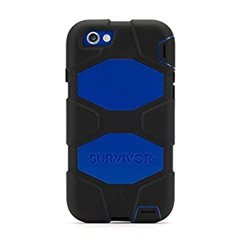 Griffin GB38905 Survivor All-Terrain Etui pour iPhone 6 Noir/Bleu ...