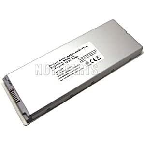 Apple アップル MacBook Pro 13インチ用 リチウムポリマー バッテリー ホワイト A1185/MA561対応