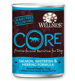 Wellness CORE Salmon, Whitefish & Herring Canned Dog Food