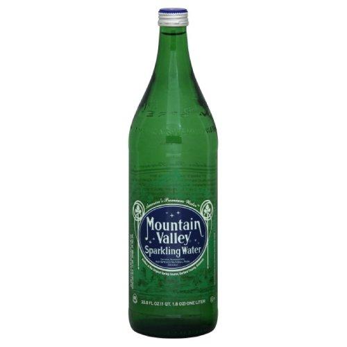 Mountain Valley Spring Spring Sparkling Water, 33.8100-ounces (Pack of12) (Mountain Valley Spring Water compare prices)