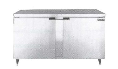 "60"" Worktop Freezer - Continental Refrigerator Swf60-Bs"