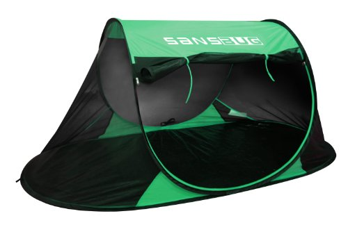 BUY SansBug 1-Person Free-Standing Pop-Up Mosquito-Net Tent  sc 1 st  outdoor recreation & outdoor recreation: SansBug 1-Person Free-Standing Pop-Up Mosquito ...