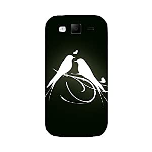 Digi Fashion Designer Back Cover with direct 3D sublimation printing for Samsung Galaxy S3