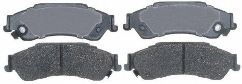 ACDelco 17D729 Disc Brake Pad motorcycle front brake disc gn250 wangjiang 250 disc brake