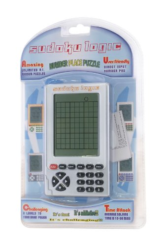 Sudoku Logic hand held number placing game - 1