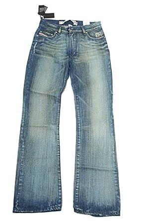 DIESEL Fanker Distressed 5 pocket Jeans Size (27X32)