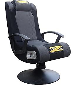BraZen Stag 2.1 Surround Sound Gaming Chair by BraZen