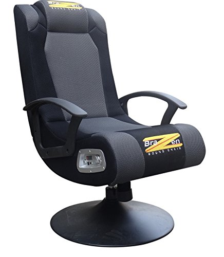 BraZen Stag 2.1 Surround Sound Gaming Chair