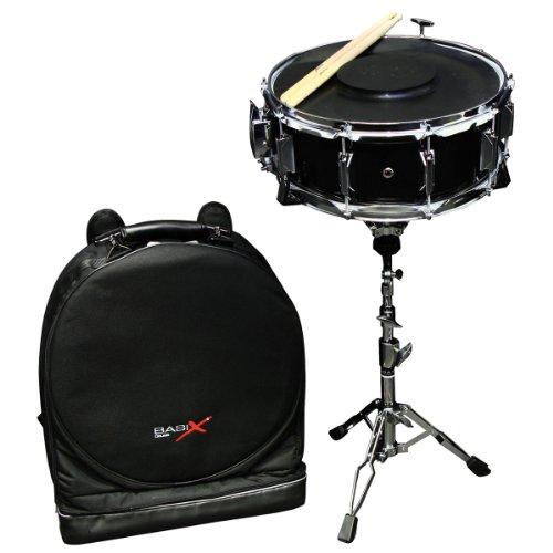 Basix Classic F801190 Wooden Snare Drum Set