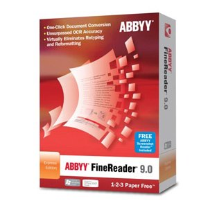 Abbyy FineReader 9 Express Edition [Old Version]