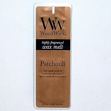 Virginia Candle WoodWick Wax Melt 0.77 Oz. - Patchouli