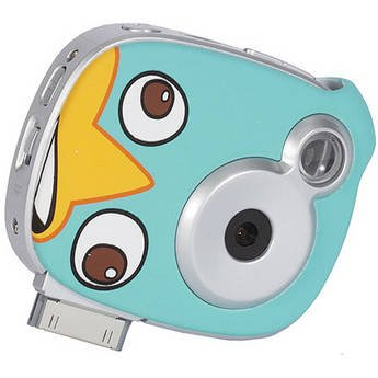 "Disney Phineas & Ferb 7 MP iPad Camera with 1.5"" Screen - 96002"