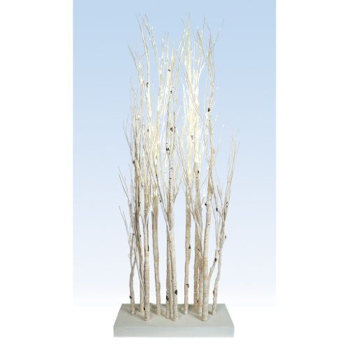 Melrose 50882 - 50882 Wh Electric Birch Branches