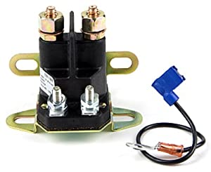 Arnold 490-250-0013 Universal Rider Solenoid for Tractors by Arnold