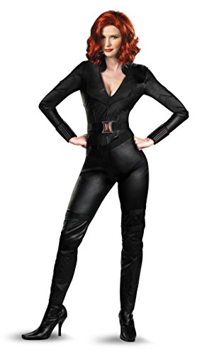 Black Widow Deluxe Costume