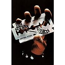 Judas Priest (British Steel) Music Poster Print