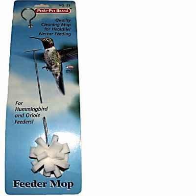 Cheap Feeder Mop for cleaning Hummingbird Feeders (B007WHE2RQ)