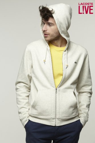 L!VE Hoody Fleece Sweatshirt