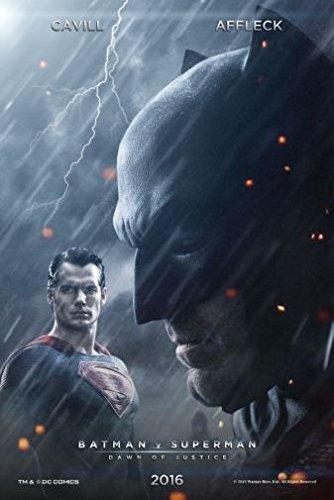 Batman Vs Superman Movie Poster 24