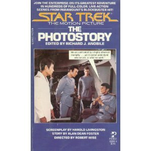 Star Trek: The Motion Picture : The Photostory, Anobile,Richard