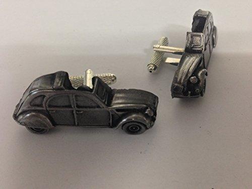 citroen-2cv-3d-cufflinks-classic-car-pewter-effect-cufflinks-ref37
