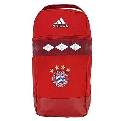 2015-2016 Bayern Munich Adidas Shoe Bag (Red)
