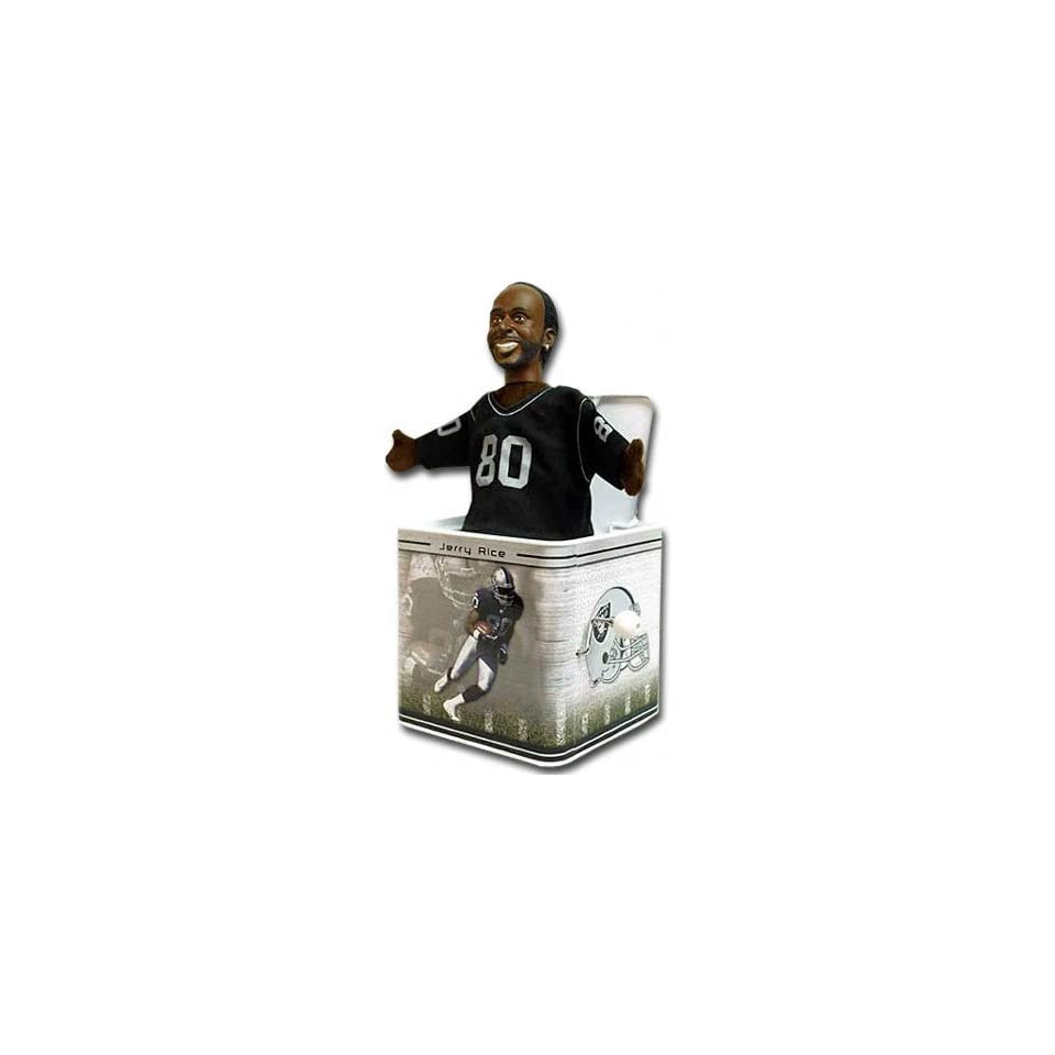 Jerry Rice Oakland Raiders NFL Jox Box Series 1