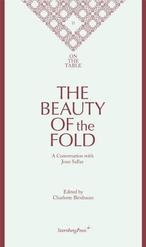 The Beauty of the Fold: A Conversation with Joan Sallas