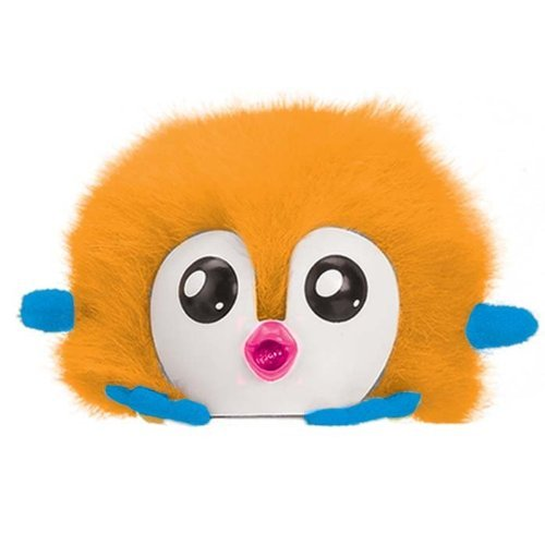 iloveRobots Penbo Interactive Penguin Bebe Orange with Blue Wings - 1