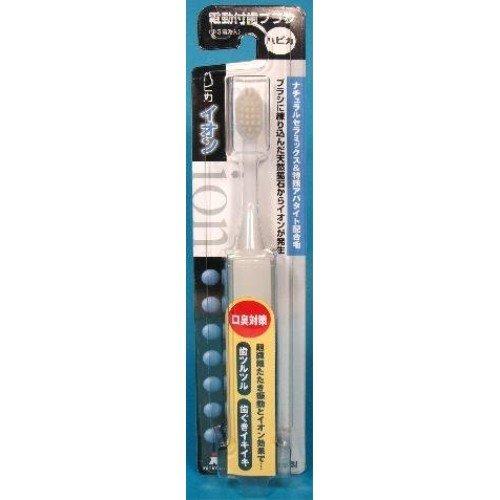 ミニマム 電動付歯ブラシ ハピカ イオン 毛の硬さ:ふつう DBM-1H(BP)